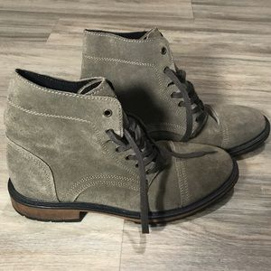 G.H. BASS & CO Macbeth suede boot